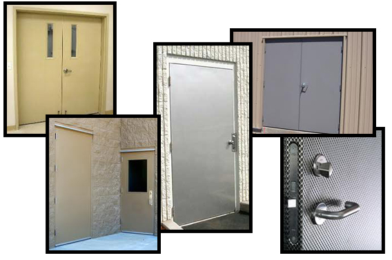 Commercial Security Doors commercial steel entry doors grafton columbia station | security